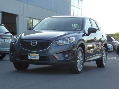 2013 Mazda CX-5 for sale at Loudoun Motor Cars in Chantilly VA