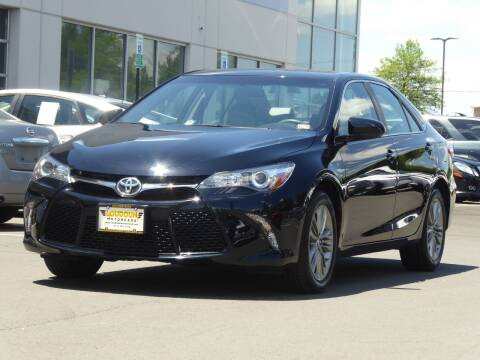 2017 Toyota Camry for sale at Loudoun Motor Cars in Chantilly VA