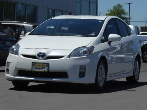 2010 Toyota Prius for sale at Loudoun Motor Cars in Chantilly VA