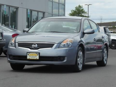 2008 Nissan Altima for sale at Loudoun Motor Cars in Chantilly VA