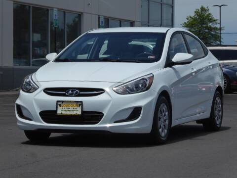 2016 Hyundai Accent for sale at Loudoun Motor Cars in Chantilly VA