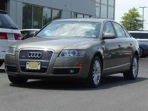 2006 Audi A6 for sale at Loudoun Motor Cars in Chantilly VA
