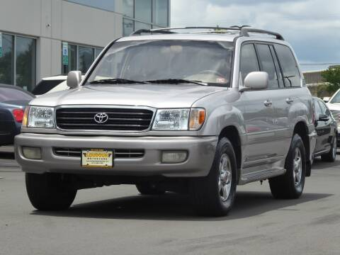 2001 Toyota Land Cruiser for sale at Loudoun Motor Cars in Chantilly VA