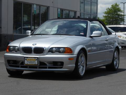 2001 BMW 3 Series for sale at Loudoun Motor Cars in Chantilly VA