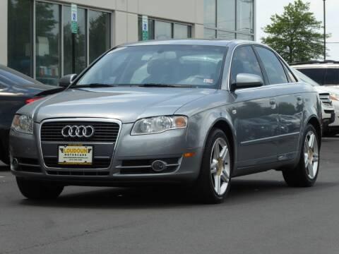 2006 Audi A4 for sale at Loudoun Motor Cars in Chantilly VA