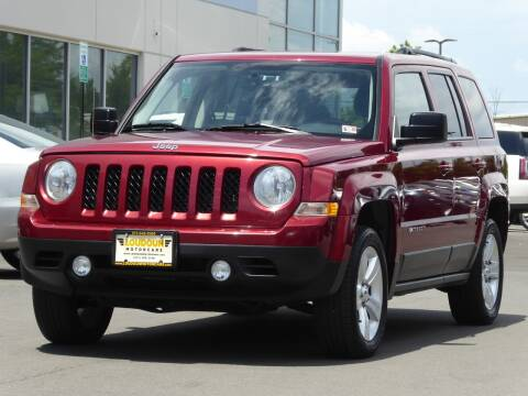 2014 Jeep Patriot for sale at Loudoun Motor Cars in Chantilly VA