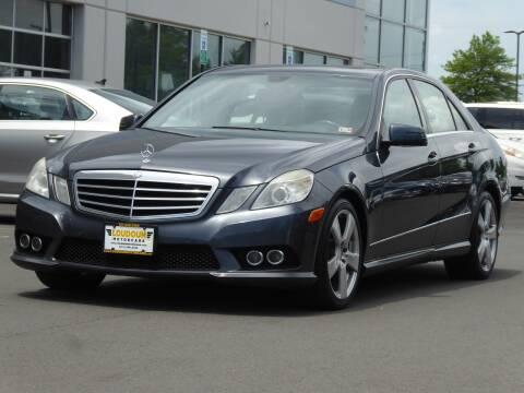 2010 Mercedes-Benz E-Class for sale at Loudoun Motor Cars in Chantilly VA