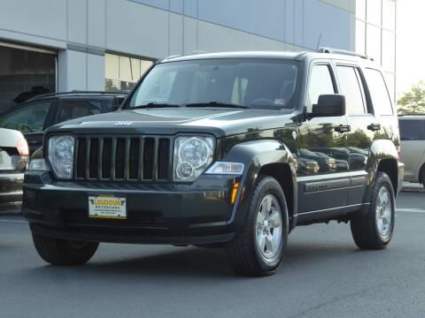 2011 Jeep Liberty for sale at Loudoun Motor Cars in Chantilly VA