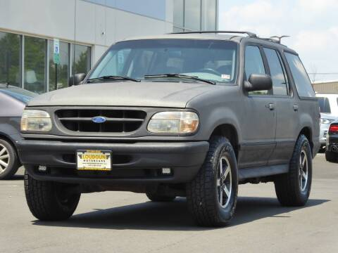 1997 Ford Explorer for sale at Loudoun Motor Cars in Chantilly VA