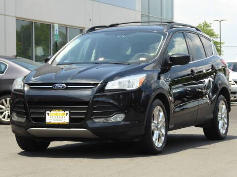 2013 Ford Escape for sale at Loudoun Motor Cars in Chantilly VA