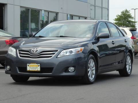 2011 Toyota Camry for sale at Loudoun Motor Cars in Chantilly VA