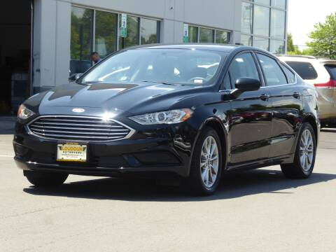 2017 Ford Fusion for sale at Loudoun Motor Cars in Chantilly VA