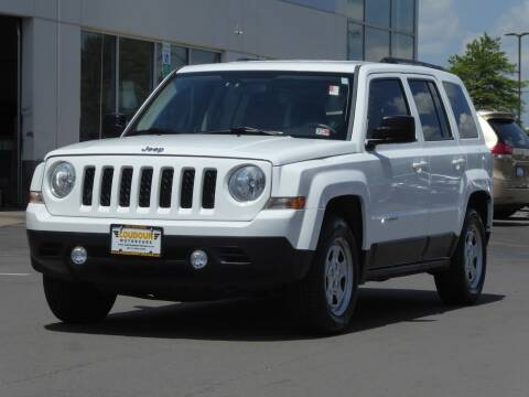 2012 Jeep Patriot for sale at Loudoun Motor Cars in Chantilly VA