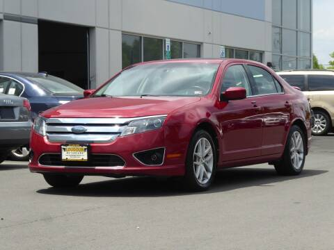 2010 Ford Fusion for sale at Loudoun Motor Cars in Chantilly VA