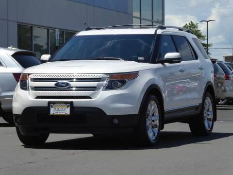 2011 Ford Explorer for sale at Loudoun Motor Cars in Chantilly VA