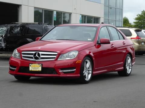 2013 Mercedes-Benz C-Class for sale at Loudoun Motor Cars in Chantilly VA