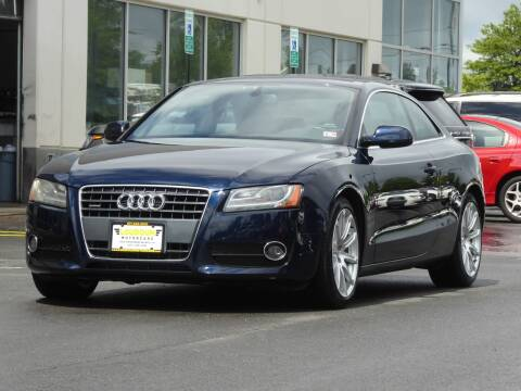 2011 Audi A5 for sale at Loudoun Motor Cars in Chantilly VA