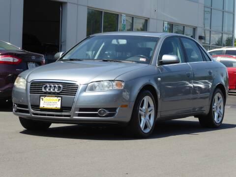 2007 Audi A4 for sale at Loudoun Motor Cars in Chantilly VA