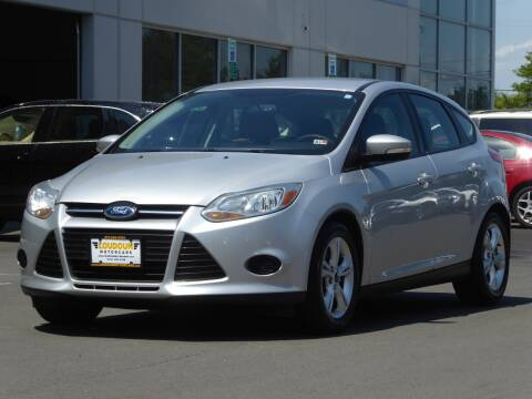 2013 Ford Focus for sale at Loudoun Motor Cars in Chantilly VA