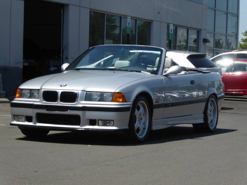 1999 BMW M3 for sale at Loudoun Motor Cars in Chantilly VA