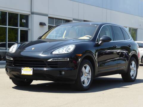 2012 Porsche Cayenne for sale at Loudoun Motor Cars in Chantilly VA