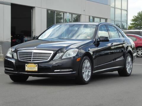 2013 Mercedes-Benz E-Class for sale at Loudoun Motor Cars in Chantilly VA
