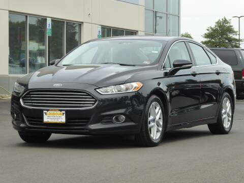 2015 Ford Fusion for sale at Loudoun Motor Cars in Chantilly VA