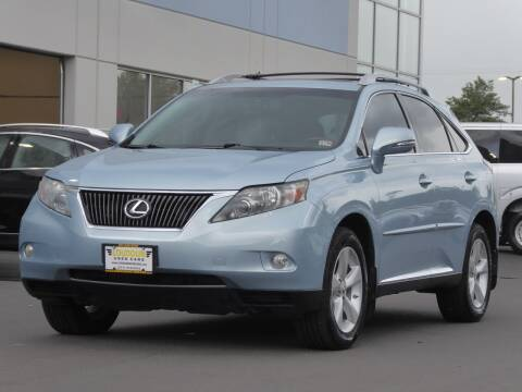 2011 Lexus RX 350 for sale at Loudoun Motor Cars in Chantilly VA
