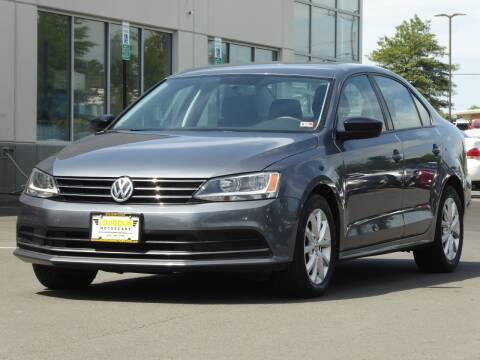 2015 Volkswagen Jetta for sale at Loudoun Motor Cars in Chantilly VA