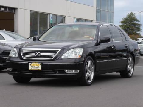 2005 Lexus LS 430 for sale at Loudoun Motor Cars in Chantilly VA