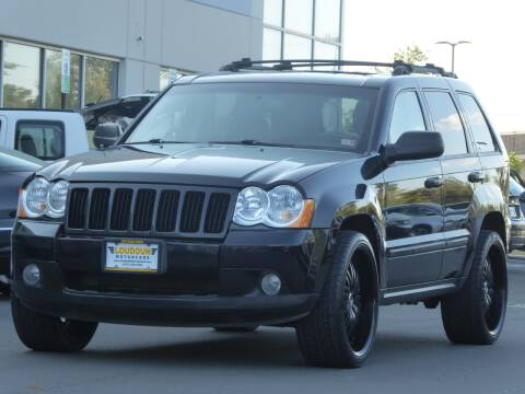 2008 Jeep Grand Cherokee for sale at Loudoun Motor Cars in Chantilly VA