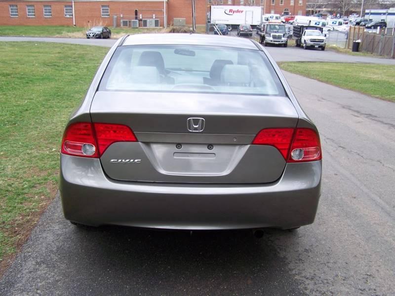 2006 Honda Civic for sale at Loudoun Motor Cars in Chantilly VA