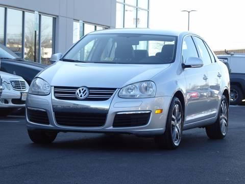 2006 Volkswagen Jetta for sale at Loudoun Motor Cars in Chantilly VA