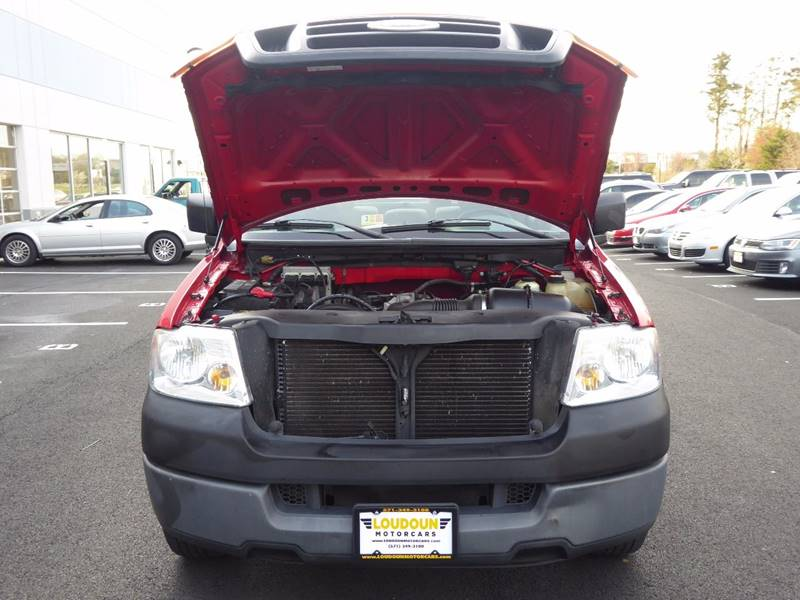 2005 Ford F-150 for sale at Loudoun Motor Cars in Chantilly VA
