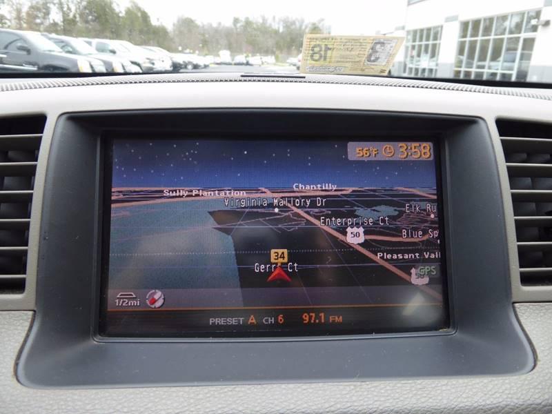 2006 Infiniti M35 for sale at Loudoun Motor Cars in Chantilly VA