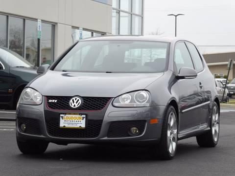 2008 Volkswagen GTI for sale in Chantilly, VA