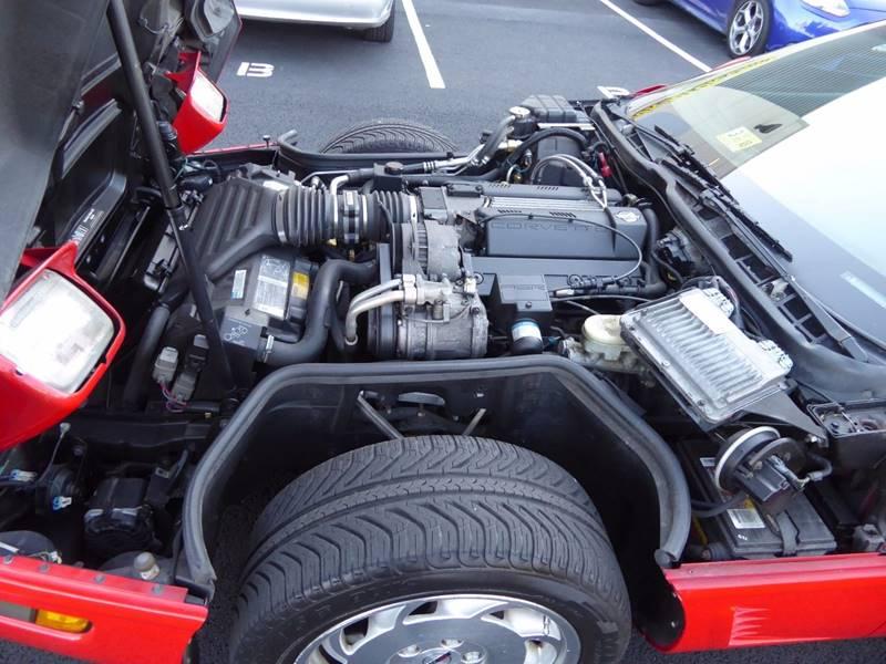 1995 Chevrolet Corvette for sale at Loudoun Motor Cars in Chantilly VA
