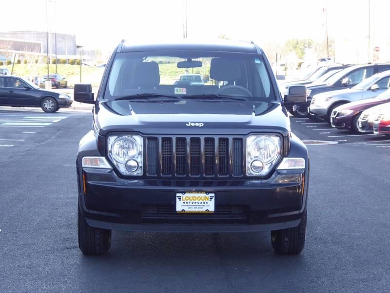 2010 Jeep Liberty for sale at Loudoun Motor Cars in Chantilly VA