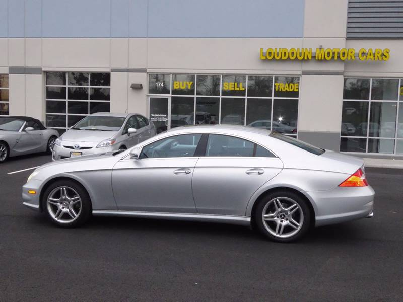 2006 Mercedes-Benz CLS for sale at Loudoun Motor Cars in Chantilly VA