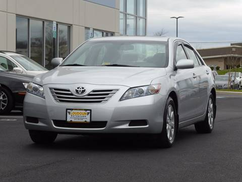 2007 Toyota Camry Hybrid for sale at Loudoun Motor Cars in Chantilly VA
