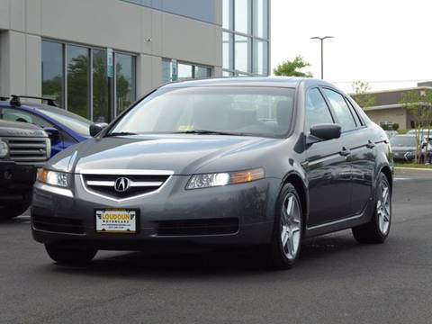 2006 Acura TL for sale at Loudoun Motor Cars in Chantilly VA