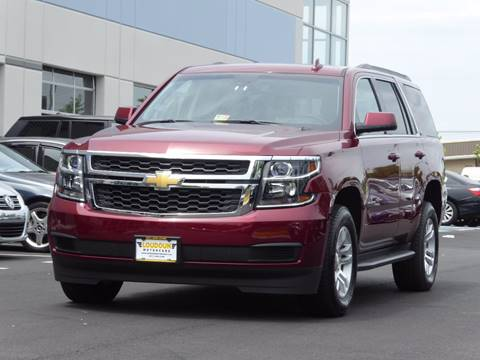 2017 Chevrolet Tahoe for sale at Loudoun Motor Cars in Chantilly VA