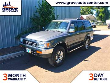 1995 Toyota 4Runner for sale in Forest Grove, OR