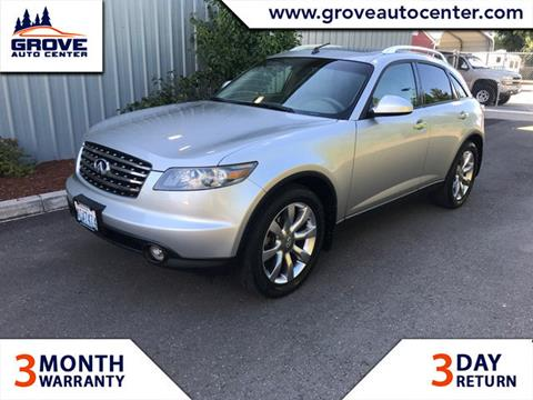 2005 Infiniti FX35 for sale in Forest Grove, OR