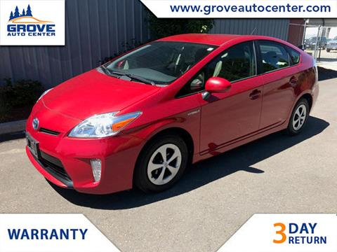 2013 Toyota Prius for sale in Forest Grove, OR