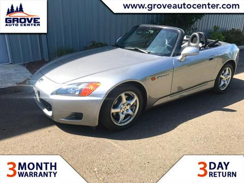 2000 Honda S2000 for sale in Forest Grove, OR