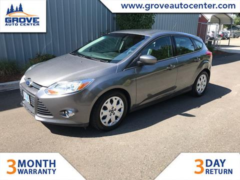 2012 Ford Focus for sale in Forest Grove, OR