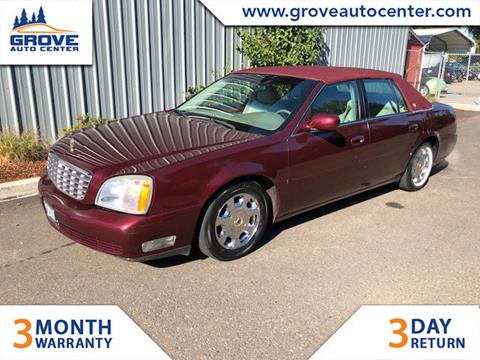 2002 Cadillac DeVille for sale in Forest Grove, OR