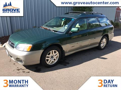 2001 Subaru Outback for sale in Forest Grove, OR