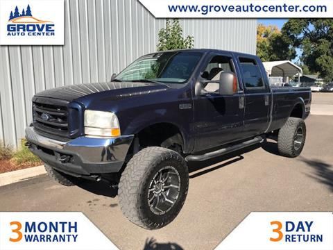 2004 Ford F-350 Super Duty for sale in Forest Grove, OR